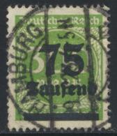 Deutsches Reich 286 O - Allemagne