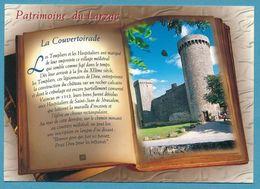 Patrimoine Du Larzac - LA COUVERTOIRADE - Texte De Présentation - Autres Communes