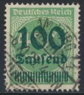 Deutsches Reich 290 O - Allemagne