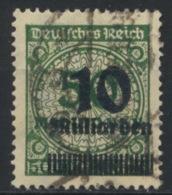 Deutsches Reich 336A O - Allemagne