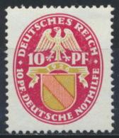 Deutsches Reich 399 ** Postfrisch - Allemagne