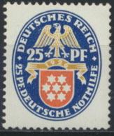 Deutsches Reich 400 ** Postfrisch - Allemagne