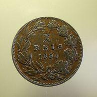 Portugal X Reis 1884 - Portugal
