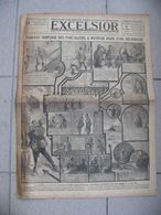 Journal EXCELSIOR 2 Février 1919 Tableau Simplifié Des Formalités à Remplir Pour être Démobilisé - 1914-18
