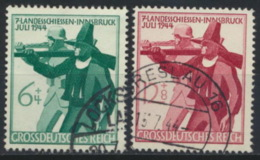 Deutsches Reich 897/98 O - Used Stamps