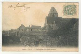 78 - Beynes - Ruines Du Château De Beynes - Beynes