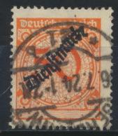 Deutsches Reich Dienst 103 O - Officials