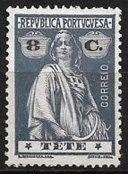 Tete – 1914 Ceres Type 8 Centavos - Tete