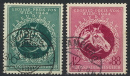 Deutsches Reich 900/01 O - Used Stamps