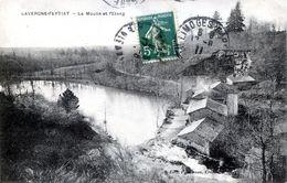 87. HAUTE-VIENNE - FEYTIAT. Le Moulin Et L'Etang De LAVERGNE. Assez Rare. - France
