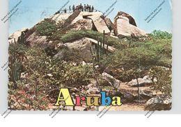 ARUBA - Casibari Gardens - Aruba