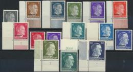 Ukraine 15 Werte Aus 1/20 ** Postfrisch - Occupazione 1938 – 45