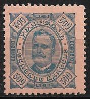 Lourenco Marques – 1893 King Carlos 300 Réis - Lourenco Marques