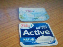 Lot Opercule Yaort - Milk Tops (Milk Lids)