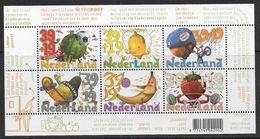 NVPH 2295 - 2004 - Kinderzegels - Lekker Gezond - Nuovi