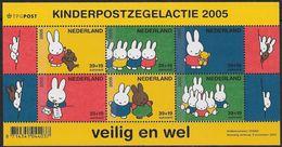 NVPH 2370 - 2005 - Kinderzegels - Nijntje - Nuovi