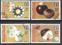 Swaziland - 1978 Handicrafts Set (o) # SG 296-299 - Swaziland (1968-...)