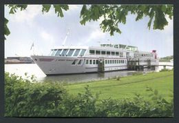 Hotelschip : J Henry Dunant - Rode Kruis , 1996. - NOT  Used - See The 2 Scans For Condition.(Originalscan !!) - Croix-Rouge