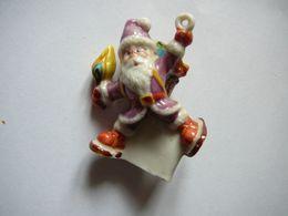 Fève Joyeux Père Noël - Charms
