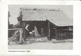 VLIMMEREN - Kerststal 1988 - N'a Pas Circulé - Beerse