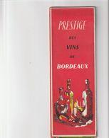 Prestige Des Vins De BORDEAUX - Sant-émilion -pomerol- Fronsac - Maps