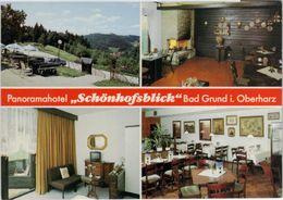 3362 Bad Grund Im Oberharz - Panoramahotel Schönhofsblick                                                      / 3508 - Bad Grund