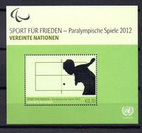 G39-10 Nations Unies  Jeux Paralympiques 2012 ** - Vienna – International Centre