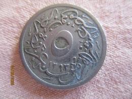 Egypt: 5 Milliemes 1293 - Egypt