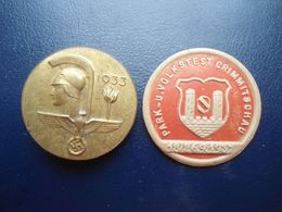 Insignes  Allemand WWII - 1939-45