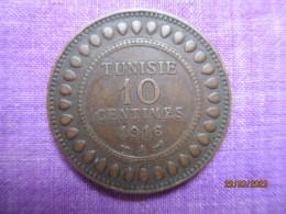 Tunisie: 10 Centimes 1917 - Tunisia