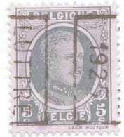 OCVB  N°  3594 B   LUTTRE 1927 - Préoblitérés