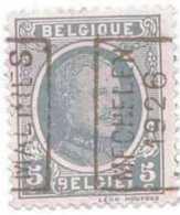3 X OCVB  N° 3815 A    MECHELEN 1926 MALINES - Préoblitérés
