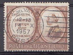 Vatikaan 1957  Mi.nr. 271  Collegio Capranica   OBLITÉRÉS-USED-GEBRUIKT - Vatican