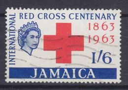 Jamaica 1963 Mi. 206    1'6 Sh'P Red Cross Rotes Kreutz Croix Rouge Cruz Roja - Jamaica (...-1961)