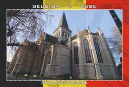 Carte Postale, REPRODUCTION, Asse (1), Flemish Brabant, Belgique - Bâtiments & Architecture
