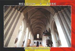 Carte Postale, REPRODUCTION, Asse (3), Flemish Brabant, Belgique - Bâtiments & Architecture