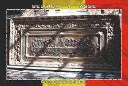 Carte Postale, REPRODUCTION, Asse (5), Flemish Brabant, Belgique - Bâtiments & Architecture
