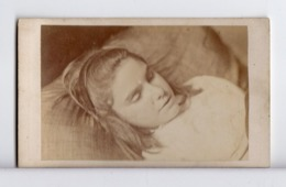 Doodsprentje KIND ENFANT ADEL I.M.E.A.G. MULLE DE TER SCHEUREN  °1863 THIELT TIELT +1876 VAALS (LIMBOURG HOLLANDAIS) - Images Religieuses