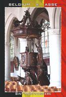 Carte Postale, REPRODUCTION, Asse (6), Flemish Brabant, Belgique - Bâtiments & Architecture