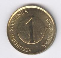 SLOVENIA 1999: 1 Tolar, KM 4 - Slovenia