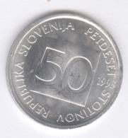 SLOVENIA 1993: 50 Stotinov, KM 3 - Slovenië
