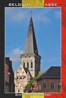 Carte Postale, REPRODUCTION, Asse (9), Flemish Brabant, Belgium - Bâtiments & Architecture