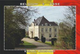 Carte Postale, REPRODUCTION, Asse (15), Flemish Brabant, Belgium - Bâtiments & Architecture