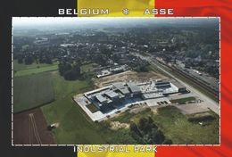 Carte Postale, REPRODUCTION, Asse (16), Flemish Brabant, Belgium - Bâtiments & Architecture
