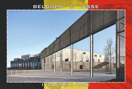Carte Postale, REPRODUCTION, Asse (17), Flemish Brabant, Belgium - Bâtiments & Architecture