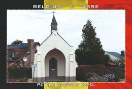 Carte Postale, REPRODUCTION, Asse (19), Flemish Brabant, Belgium - Bâtiments & Architecture