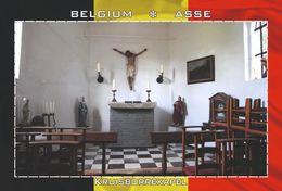 Carte Postale, REPRODUCTION, Asse (23), Flemish Brabant, Belgium - Bâtiments & Architecture