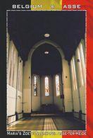 Carte Postale, REPRODUCTION, Asse (36), Flemish Brabant, Belgium - Bâtiments & Architecture