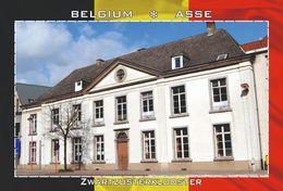 Carte Postale, REPRODUCTION, Asse (38), Flemish Brabant, Belgium - Bâtiments & Architecture