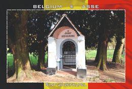 Carte Postale, REPRODUCTION, Asse (41), Flemish Brabant, Belgium - Bâtiments & Architecture